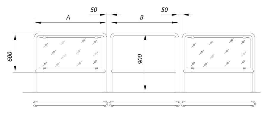 draft-enclosure