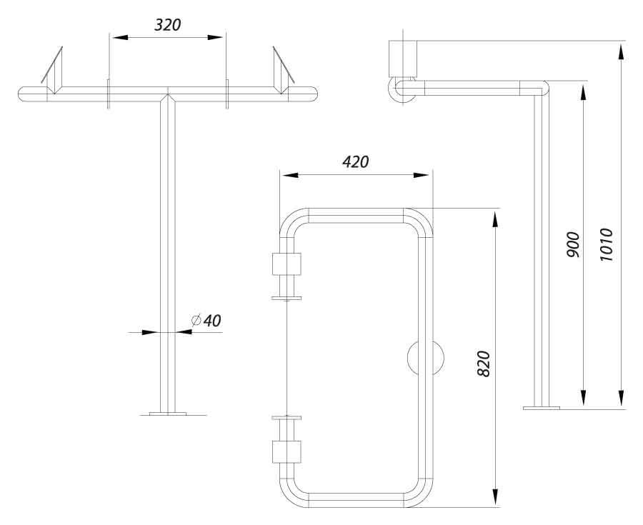 draft-semicircular-railing